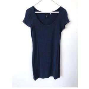 H&M T-shirt Dress Navy